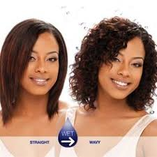 wet and wavy hair styles for black women wet n wavy sew in hair pinterest hair style curly and
