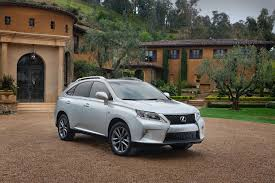 lexus rx redesign years 2015 lexus rx350 and rx450h updated automobile magazine