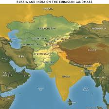 Map Of Russia And China by Moscow U0027s Ties With India Stratfor Worldview
