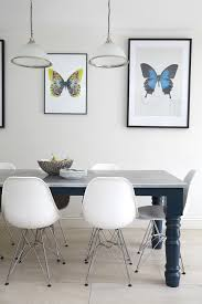 Dining Room Decals Butterfly Wall Decals Mode London Transitional Dining Room