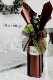 gift wrapping wine bottles japanese style wine bottle gift wrapping i think you could modify