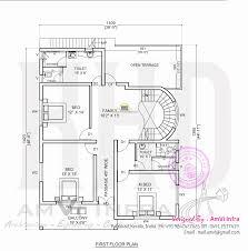 plan for bedroom house in kerala fantasticns modern floor four