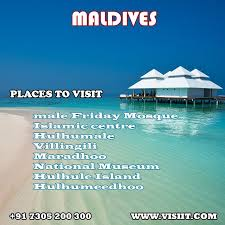 top places to visit in maldives tours travels maldives tourism