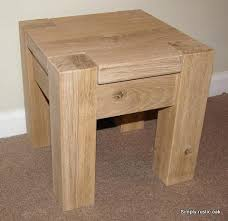 Oak Side Table Side Tables Oak Side Table Rustic Oak Bedside Table Oak Side