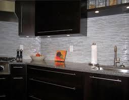 kitchen with glass backsplash modern kitchen glass backsplash espresso kitchen with glass and