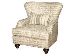 Fabric Living Room Furniture by Flexsteel Living Room Fabric Chair 0480 10 Scholet Furniture