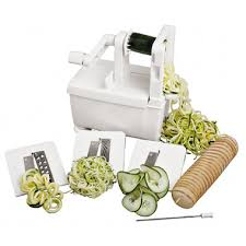 paderno cuisine spiral vegetable slicer 4 blade spiralizer paderno usa