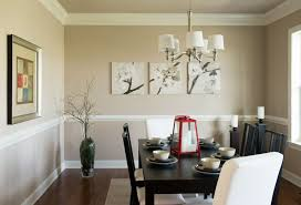 Chair Rails In Dining Room by Contemporary Dining Room With Chair Rail By Customhomegroup