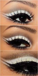 best 25 white eye makeup ideas on pinterest easy eye makeup