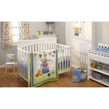Dumbo Crib Bedding Disney Dumbo 3 Crib Bedding Set Reviews Wayfair