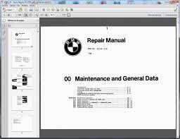 bmw e30 repair manual service manual
