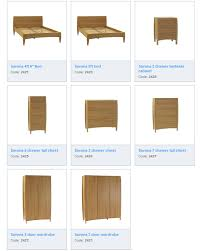 Ercol Bedroom Furniture Uk Dc Williams Ercol Savona Bedroom
