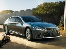 first lexus model lexus ls 500 2018 pictures information u0026 specs