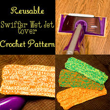 Swiffer For Laminate Floors Reusable Swiffer Pad Free Crochet Pattern Candle In The Night