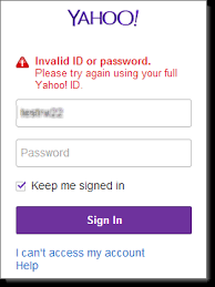 Yahoo Sign In Sign Up For Yahoo Mail And Ymail Registration Www Yahoomail