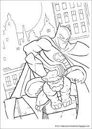 batman coloring pages free kids