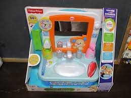 fisher price let s get ready sink fisher price laugh learn let s get ready sink new tooth brush soap