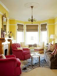 yellow livingroom living rooms yellow walls home decoration ideas