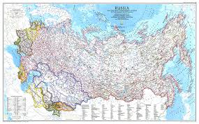 former soviet union map russia and the newly independent nations of the former soviet union