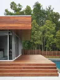 home dek decor modern cedar deck design pictures remodel decor and ideas page