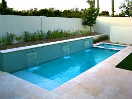 Small Backyard With Pool Landscaping Ideas Furniture Tasty Best Small Backyard Pools Design Lover Cost Pool