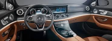 level interior design for the future e class mercedes