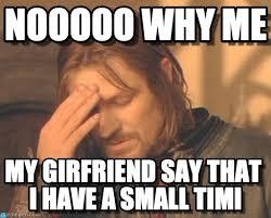 Why Me Meme - nooooo why me frustrated boromir meme on memegen