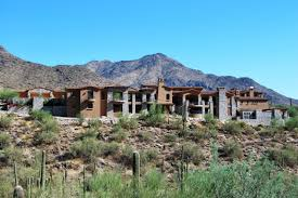 Ranch Style Mansions by Ranch Hacienda Foreclosure In Scottsdale Az Homes Of The Rich