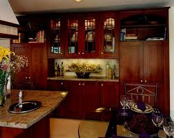 Cherry Wood Kitchen Cabinets With Black Granite Kitchen Cherry Wood Kitchen Cabinets Images With Glass Doors