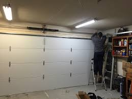 garage doors first understand then destroy your home heating