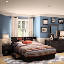 furniture home bookcase bed queen 4 interior simple design