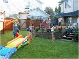 backyards cool full size of ideaswonderful backyard party