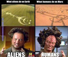 Because Aliens Meme - post your favorite jesus memes pics vidoes christian bronies