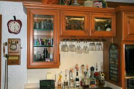 Kitchen Wine Cabinet Cabinets U0026 Drawer Farmhouse Kitchen Brown Wooden Small Cabinets
