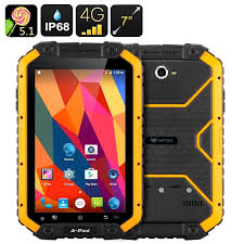 mfox apad rugged tablet ip68 7 inch 1280x800 screen android