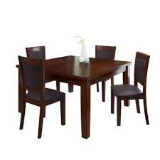leather dining room chair rectangle leather dining room sets kitchen dining room