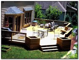 patio and deck ideas for backyard decks home decorating ideas