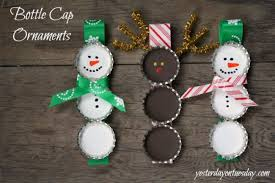 22 snowflake and snowman crafts that double as gifts tip junkie