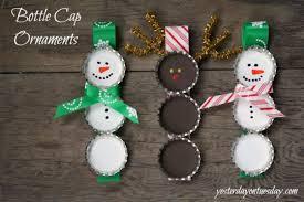 Handmade Christmas Decoration by 21 Handmade Christmas Ornaments Tip Junkie