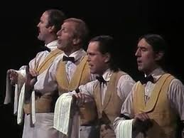 monty python sub ita restaurant sketch gep video dailymotion