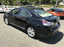 2010 lexus hs 250h 2010 lexus hs 250h premium 4dr sedan in hayward ca infinitude