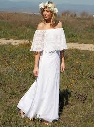 hippie wedding dresses strapless hippie style wedding dress styles of wedding dresses