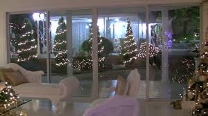 Christmas Decorations For Homes Christmas Winter Wonderland House Decorations Youtube
