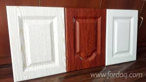 mdf kitchen cabinet doors classic and modern pvc laminated mdf kitchen cabinet door