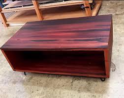 Redwood Coffee Table Redwood Coffee Table Etsy