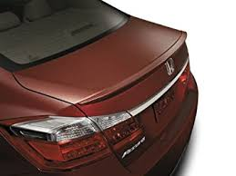 amazon com honda accord spoiler painted in the factory paint code