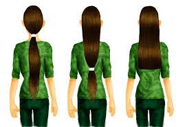 comment se couper les cheveux soi meme comment se couper les cheveux en dégradé chez soi et toute seule