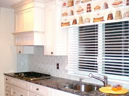 Kitchen Backsplash Glass Tile Kitchen Fancy White Kitchen With Matte Glass Tile Backsplash