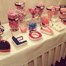 Wedding Candy Table Candy For Wedding Candy Bar Tbrb Info