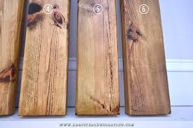 how to stain unfinished pine how to stain pine a warm medium brown while minimizing